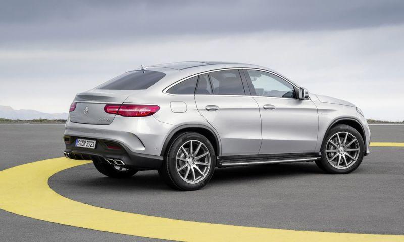 Mercedes-Benz faz recall de GL, GLE, GLS e ML por risco de incêndio