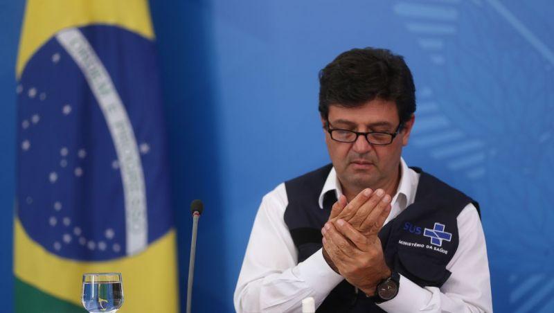 Brasil ultrapassa marca de 10 mil casos de covid-19