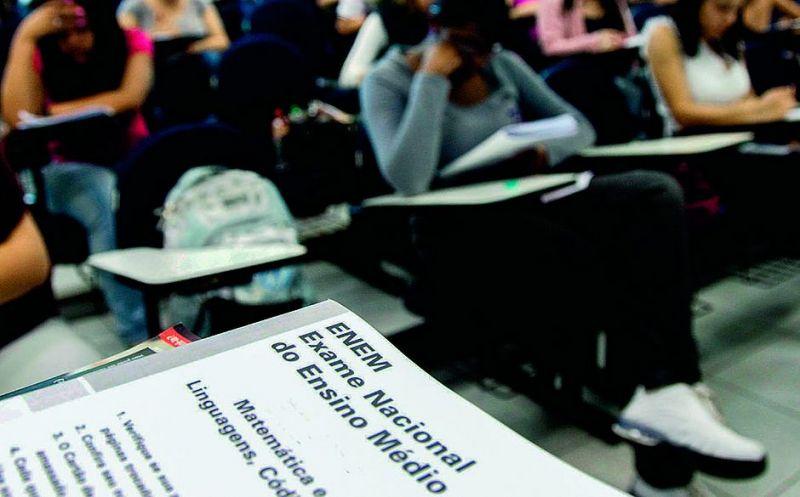 Estudantes têm até quarta-feira para pagar taxa de inscrição no Enem