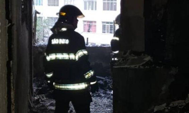 Em menos de 72 horas, dois apartamentos pegam fogo no centro de SP