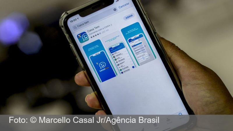 Caixa credita hoje saque emergencial do FGTS para nascidos em outubro