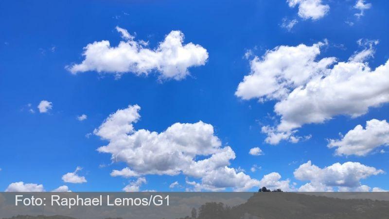 Massa de ar quente eleva temperaturas no final de semana na Zona da Mata e Vertentes