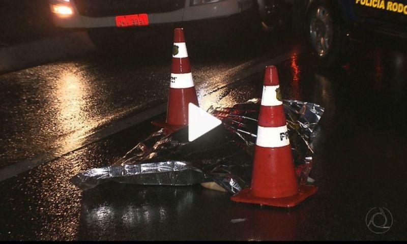 Homem atropelado foge de hospital e morre em outro acidente na PB