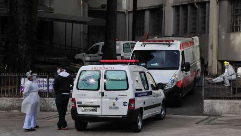 Minas confirma 90 mortes por coronavírus em 24 horas e bate novo recorde