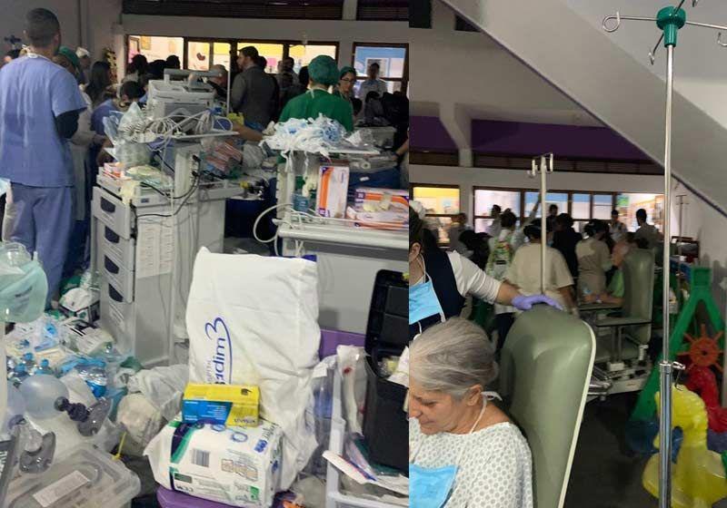Tragédia do Hospital Badim une o Rio em exemplo de solidariedade