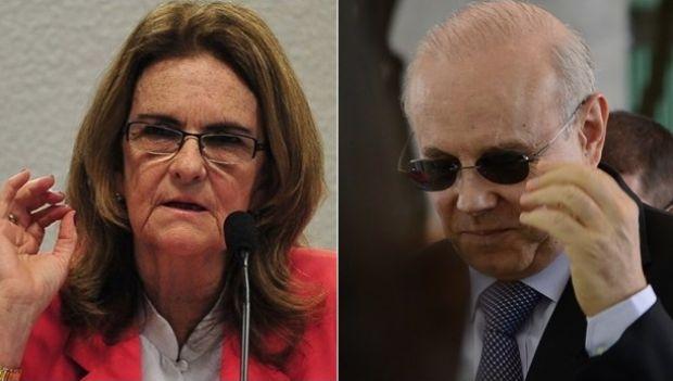 MPF denuncia Graça Foster e Guido Mantega por prejuízos à Petrobras