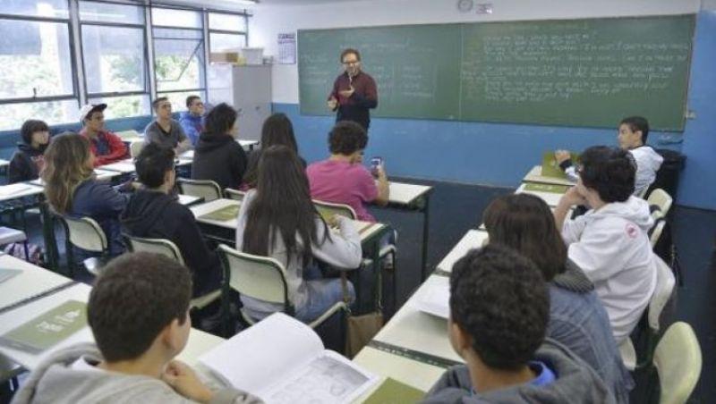 Inscrições para designação na rede estadual de ensino começam na terça