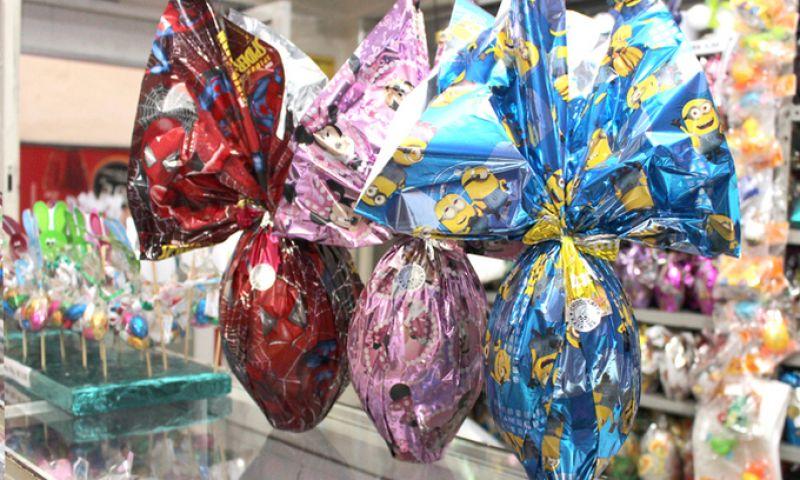 Chocolates caseiros são opção de renda extra na Páscoa