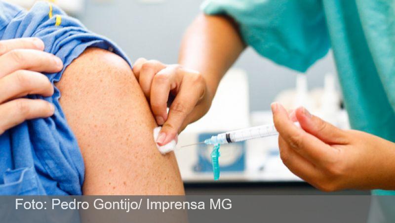 Minas Gerais amplia vacinação para idosos acima de 80 anos