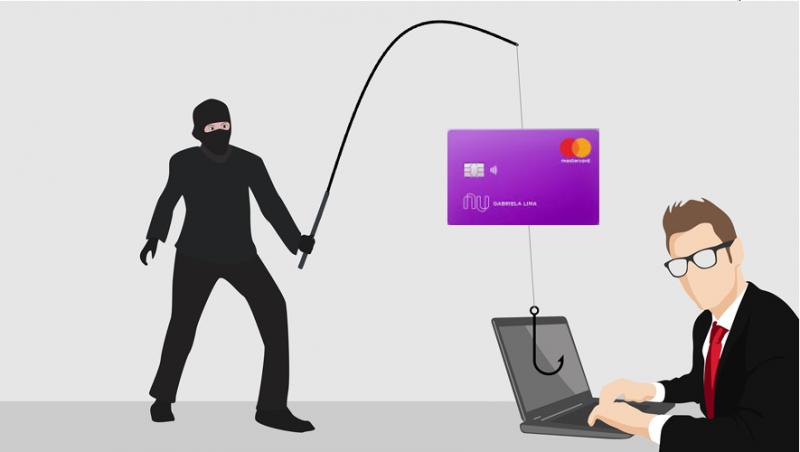 Golpe usa nome do Nubank para roubar dados de consumidores
