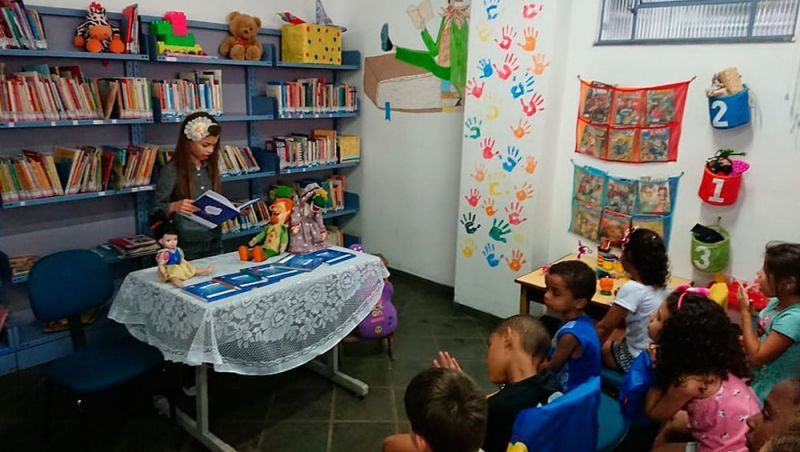 Crianças apaixonadas por leitura se tornam escritoras mirins em Juiz de Fora