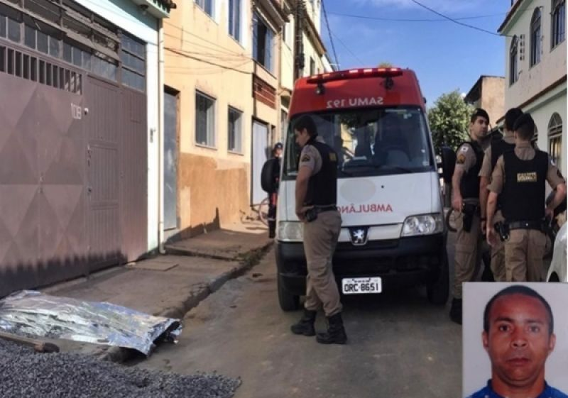 Após desentendimento com vizinho, homem é morto a facadas em Muriaé