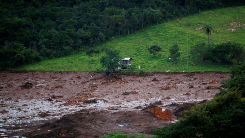 Relator da ONU diz que lama de barragem chegará ao Rio São Francisco