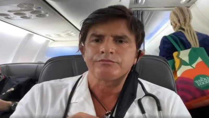 Dr. Rey pede para assumir Ministério da Saúde após saída de Nelson Teich