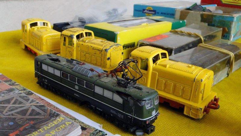 """1º """"Encontro de Colecionadores"""" de 2018 acontece sábado no Museu Ferroviário"""