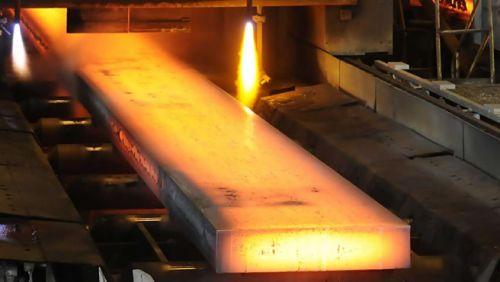 Produção de aço brasileira cresce 8,5% de janeiro a outubro