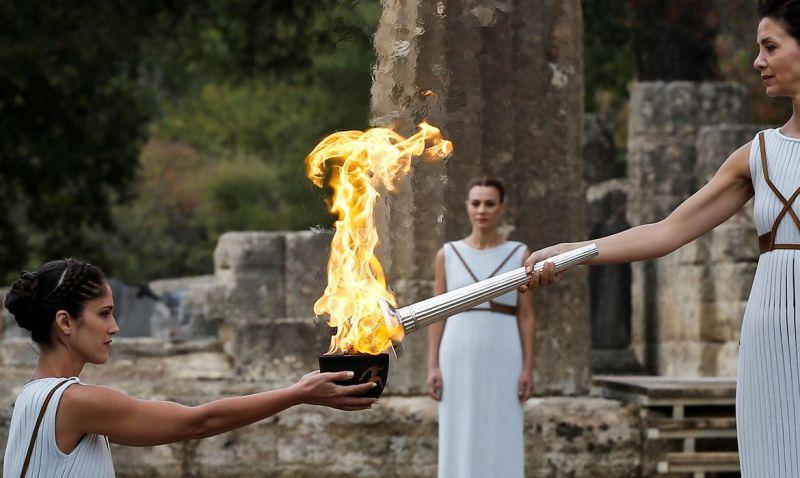 Tocha olímpica será acesa na Grécia sem presença de público