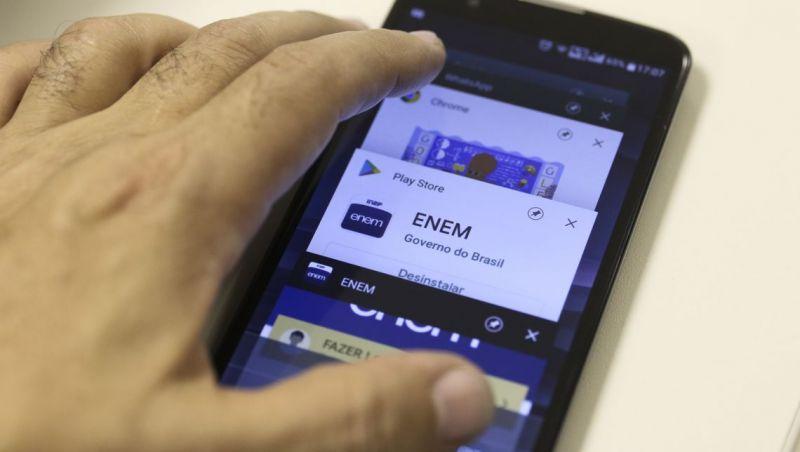 Cartões com os locais de prova do Enem já estão disponíveis