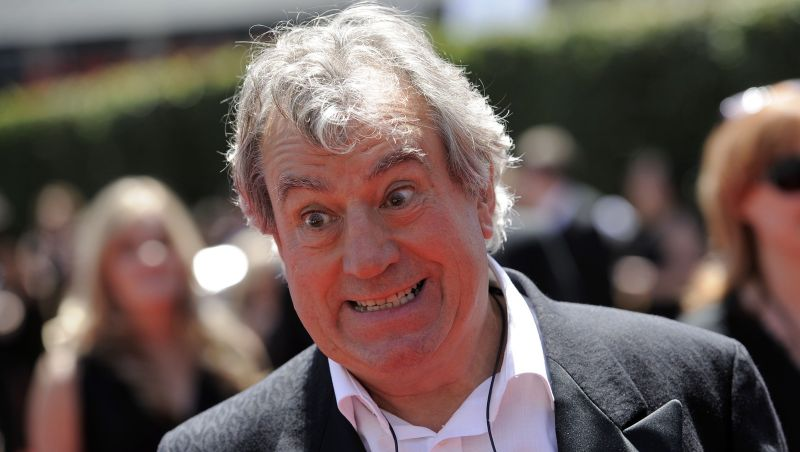 Fundador do Monty Python, Terry Jones morre aos 77 anos