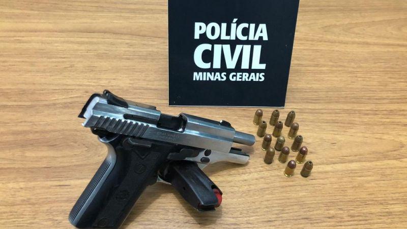 """Polícia Civil realiza segunda fase da Operação """"Rescaldo"""" em Muriaé"""