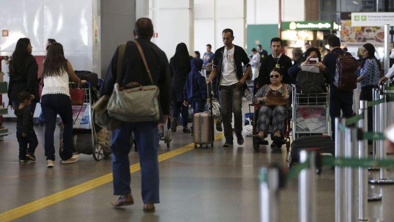 Feriado: movimento nos aeroportos da Infraero será menor que em 2017