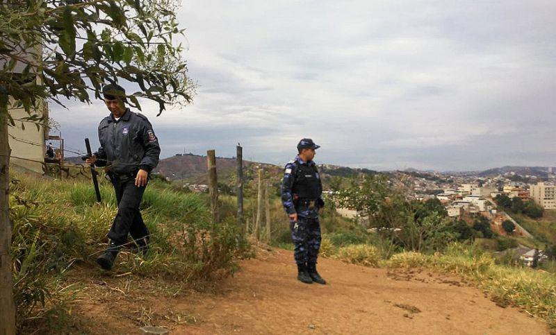 """""""Ronda Verde"""" - Guarda Ambiental de JF realiza ação preventiva em áreas preservadas"""