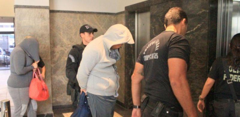 PF apreende 4 toneladas de cocaína em portos e prende 12 pessoas