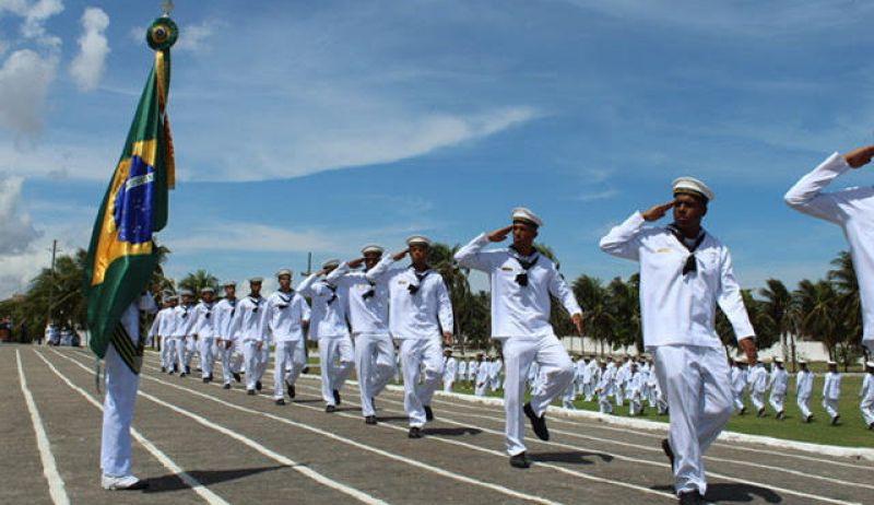 Marinha oferece 960 vagas para o Curso de formação de Soldados Fuzileiros Navais