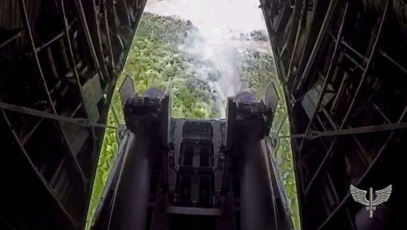 Forças Armadas ajudam a combater incêndio na Serra da Mantiqueira