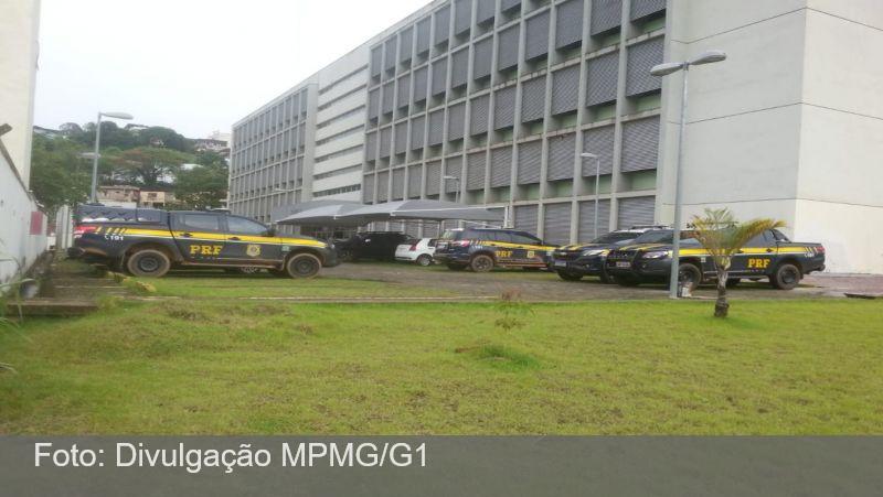 Integrantes de organização criminosa acusada de assaltos em rodovias de MG, RJ e ES são presos na Zona da Mata e Vertentes
