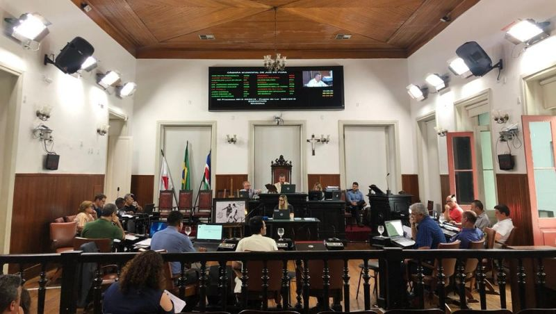 Câmara Municipal aprova a Lei Orçamentária Anual de Juiz de Fora para 2020