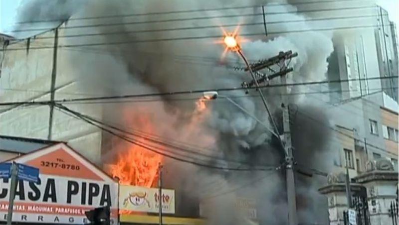 TJMG determina que Tetê Festas e Castelo da Borracha indenizem atingidos por incêndio em JF