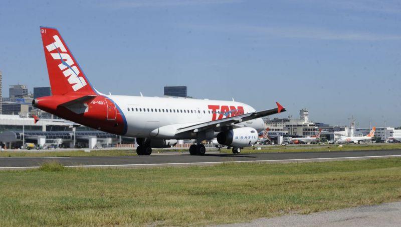 Começa neste sábado reforma na pista principal do Aeroporto Santos Dumont