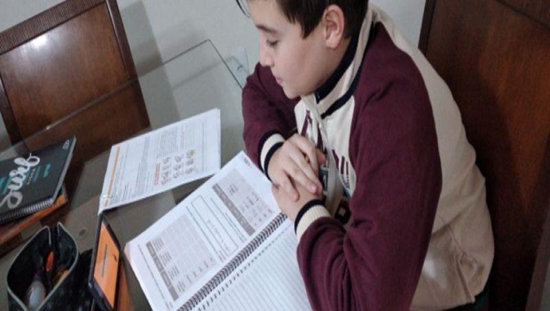 Números do Regime de Estudo não Presencial mostram envolvimento de alunos e professores