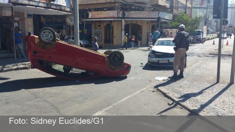 PM registra queda de 30% no número de acidentes em Juiz de Fora