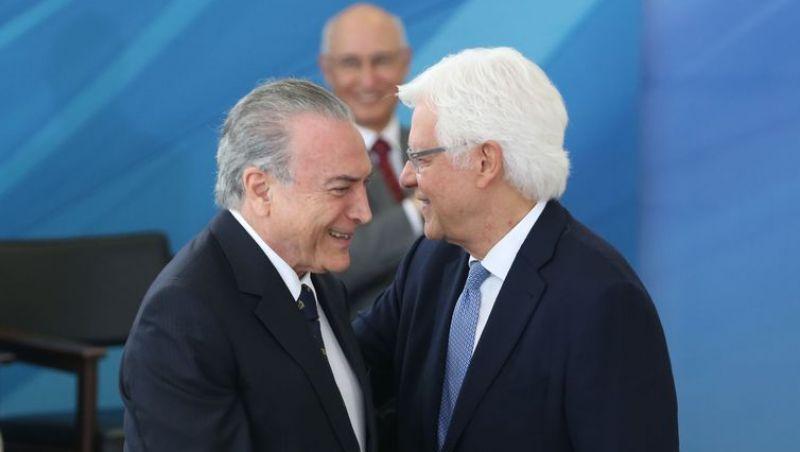 MPF acusa Temer e Moreira Franco de corrupção em obras de Angra 3