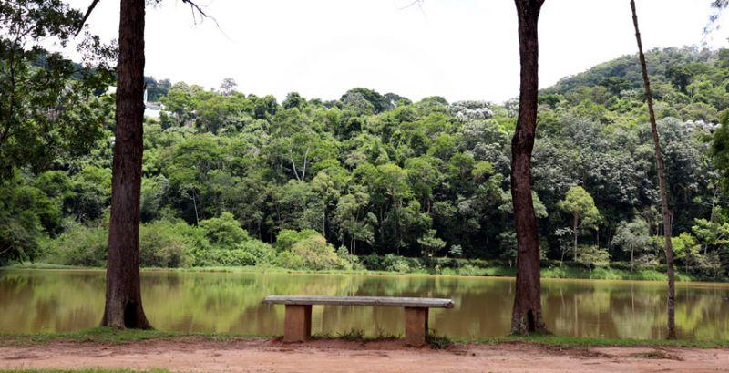 Parque da Lajinha estará aberto durante a folia de carnaval