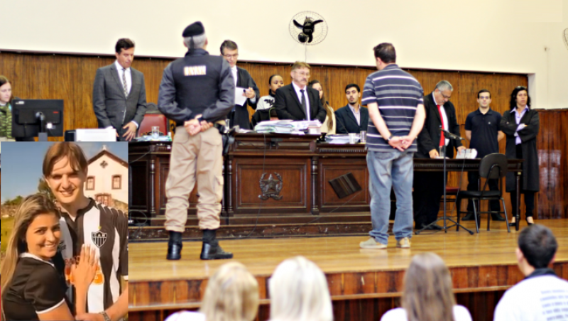 Motorista é condenado a 14 anos por morte de casal na Av. Brasil