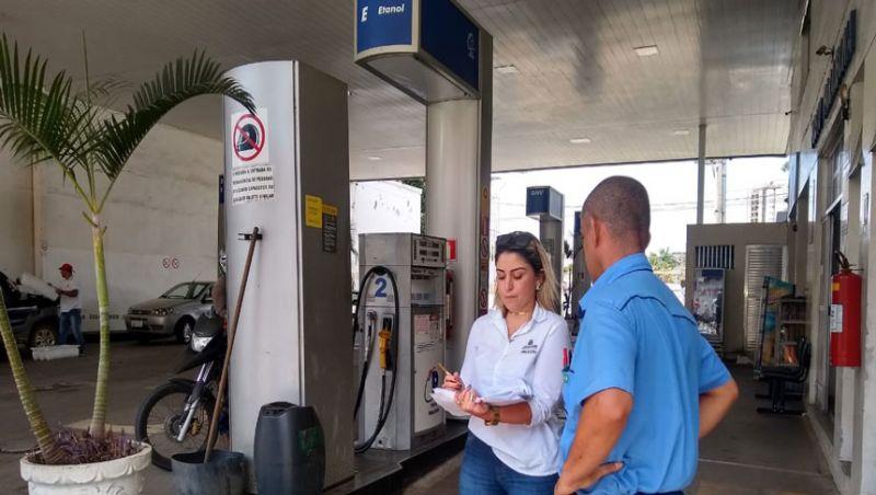 Procon/JF mantém fiscalização aos postos de combustíveis