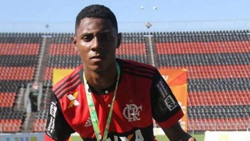 Atleta internado após incêndio no Flamengo inicia dieta oral