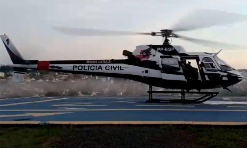 Em operação, Polícia Civil procura criminosos em cinco cidades do Sul de Minas
