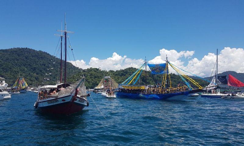 Com muitas áreas navegáveis, Brasil é ideal para passeios de barco