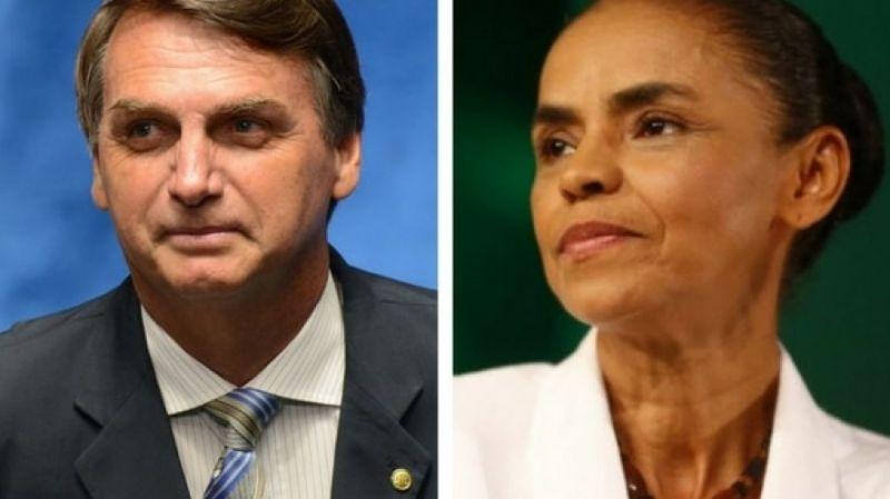 Sem Lula, Bolsonaro lidera e empataria com Marina no 2º turno, aponta pesquisa CNT