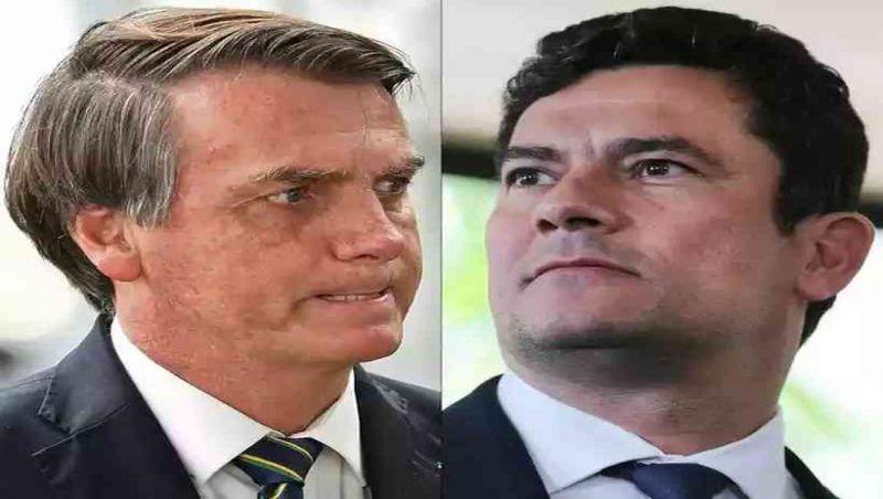 'Graças a Deus ficamos livres dele', diz Bolsonaro sobre Moro