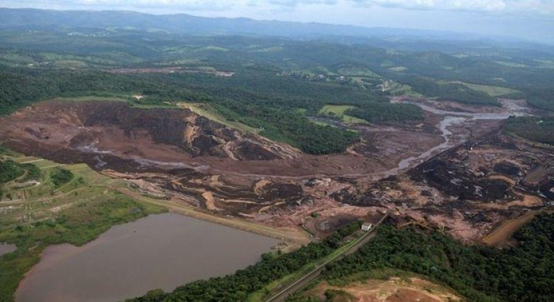 TJ decreta prisão de investigados pelo desastre em Brumadinho