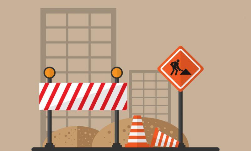 Settra interdita vias do Centro para realização de obras