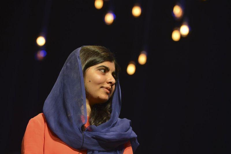No Brasil, Malala defende que a educação é o melhor investimento