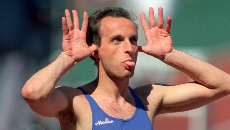 Covid mata italiano finalista na prova do ouro de Joaquim Cruz