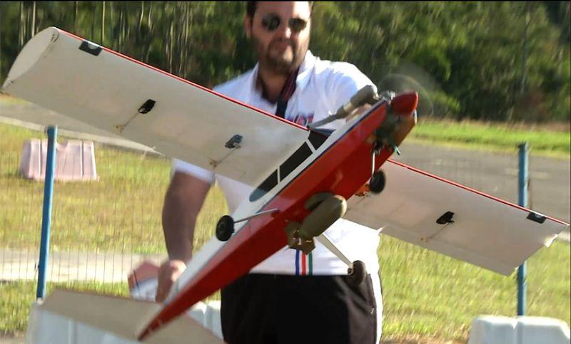 """Aviões em miniatura invadirão o céu durante o """"Aerofest – um Brinde a JF"""""""