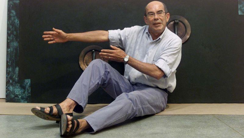 Artista plástico Antônio Dias morre no Rio aos 74 anos